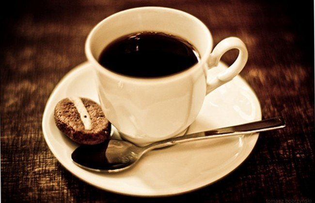 Чашечка кофе на свидании