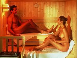 горячая баня