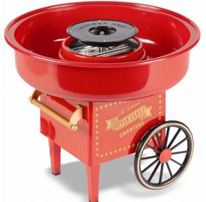 аппарат для изготовления сладкой ваты для организации бизнеса с минимальными вложениями