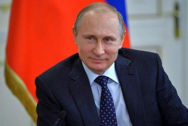 Президент страны В.В. Путин