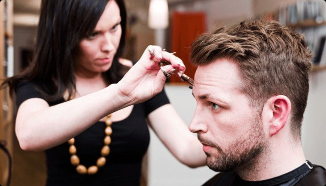 профессия парикмахер
