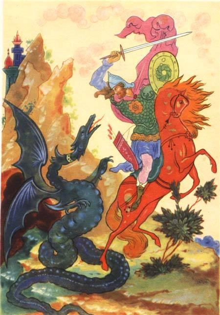 В чём сходство и отличие преданий и народных сказок?