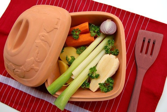 Овощи и еда