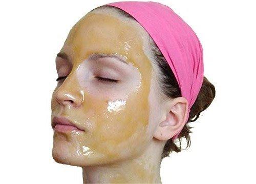 маска для сухой кожи со сливочным маслом