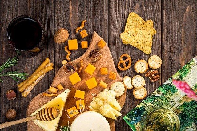 Сыр с мёдом