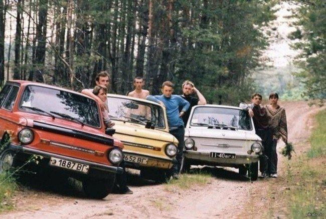 мажоры 80-х