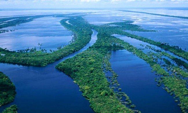 Самые известные реки ...?