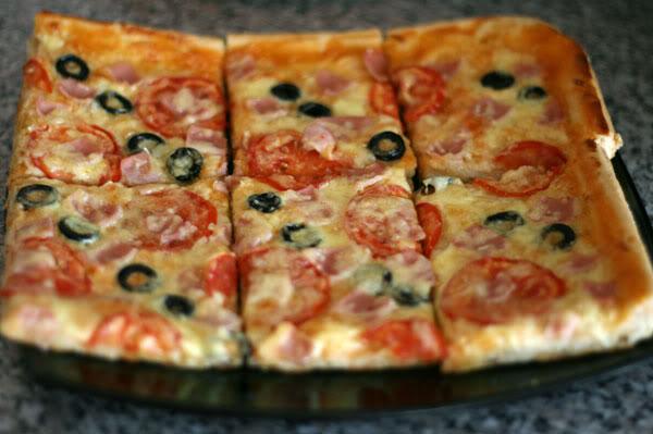 Начинки для пиццы рецепты с фото простые