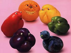 Овощи для поделок