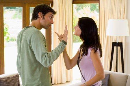 Проблемы в семье, приводящие к конфликтам.