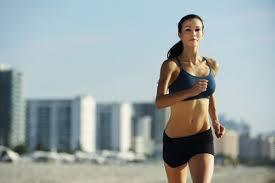 бег и похудение