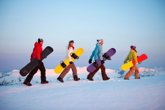 выбираем одежду для зимнего спорта