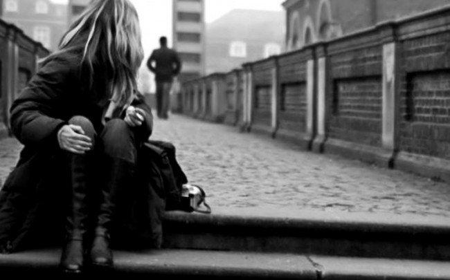 одиночество и расставание
