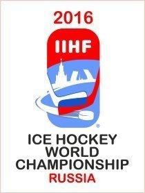 Эмблема Чемпионата мира по хоккею 2016 года