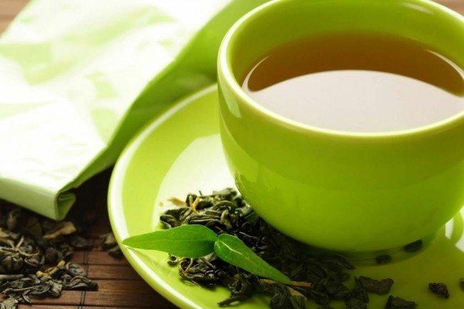 Как зелёный чай влияет на организм?