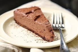 Десерты из шоколада