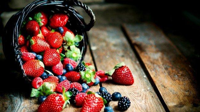 ягоды и здоровье