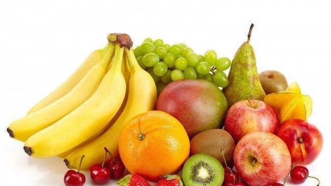 Депрессия и фрукты