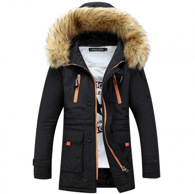 фасон куртки