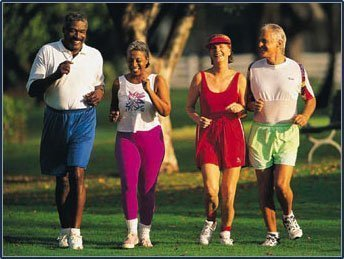 здоровый образ жизни физические упражнения