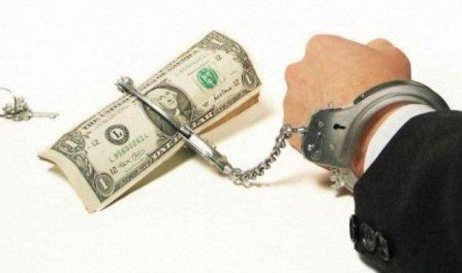 Мир привязан к доллару.