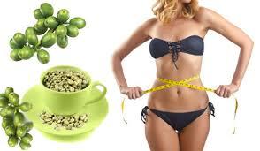 Зелёный кофе для похудения.