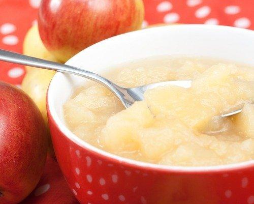 Как сделать пюре из фруктов для ребенка