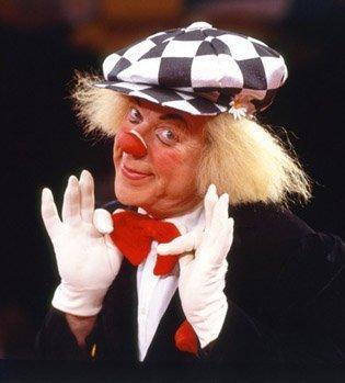 знаменитый клоун