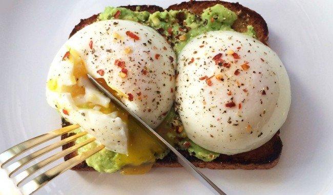 Как выглядят эти яйца пашот.