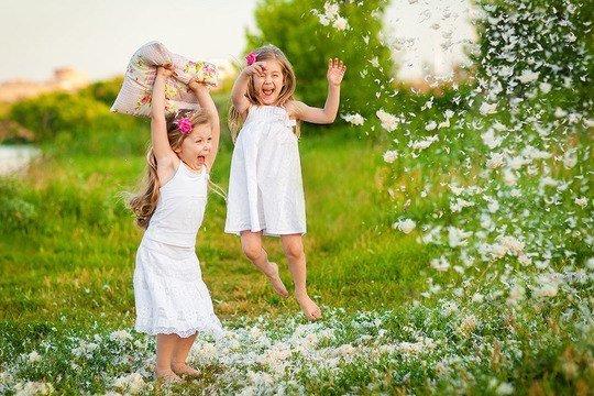 Счастливое детство с 10 до 15 лет