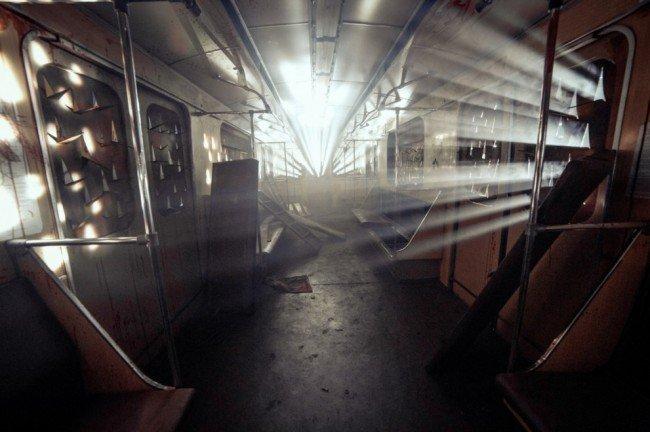Диггеры и московское метро