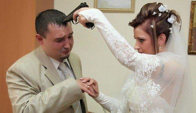 Жених и невеста, почему не предлагают замуж
