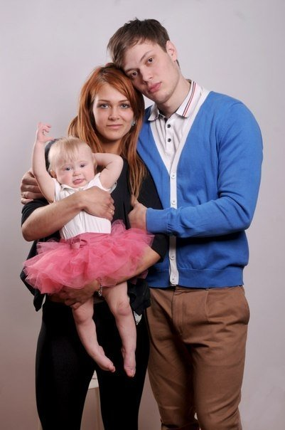 семья Марии Цкирии
