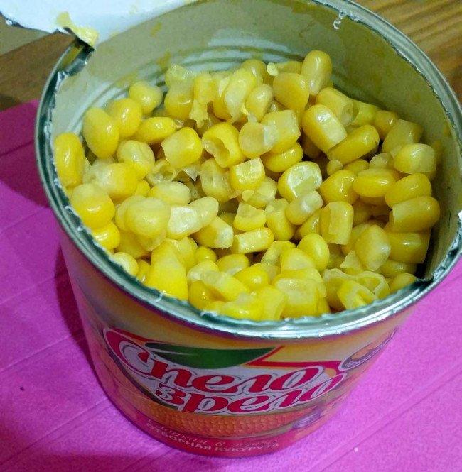 как проверить кукурузу