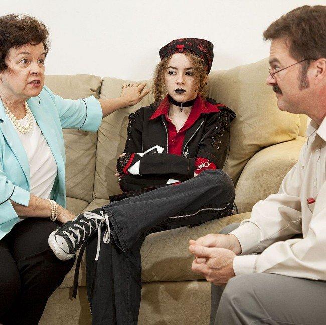 Меня не понимают родители и бабушка с дедом. Что делать при недопонимании?