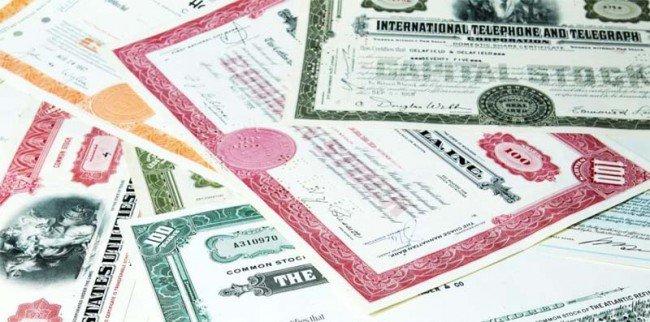 акции и валюта