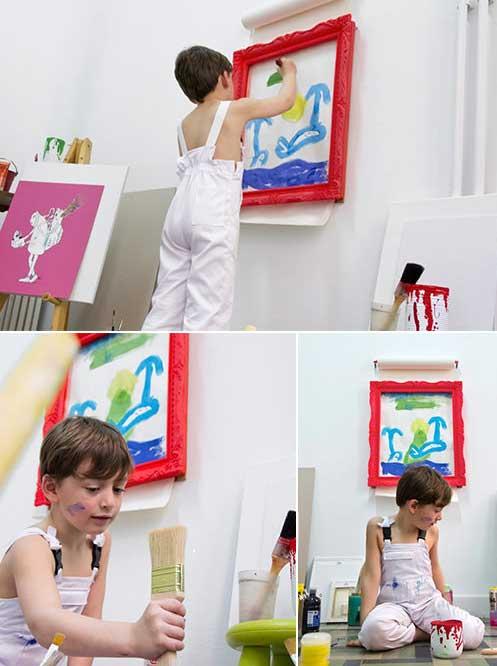 Рисование и досуг ребенка