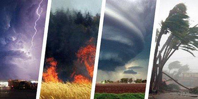 климатические метаморфозы