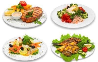 здоровая пища для похудения