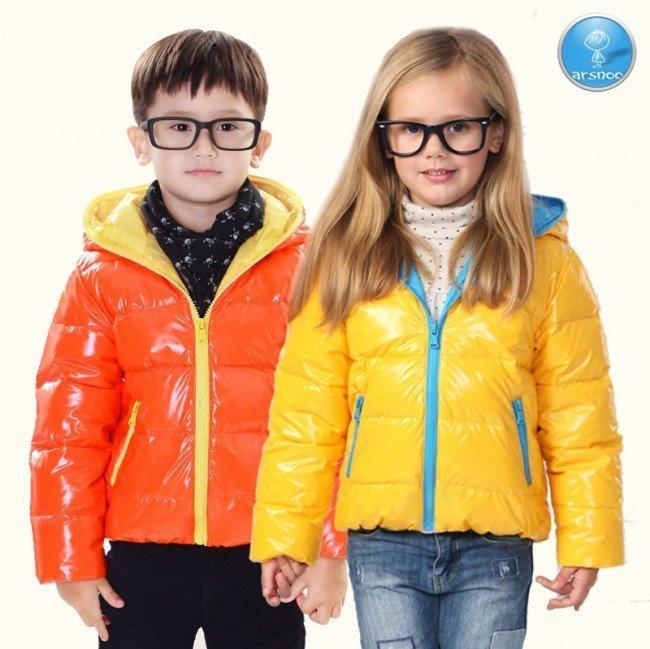 куртка и ребенок
