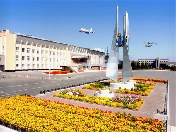 город Нижневартовск