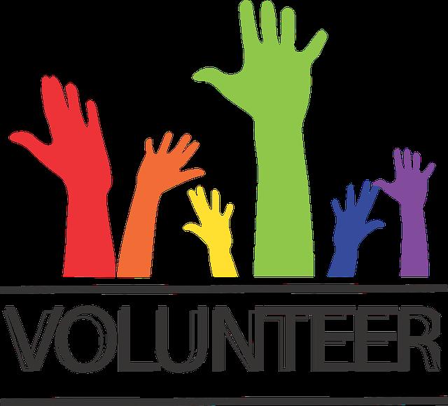 Волонтёры и их профессиональный праздник