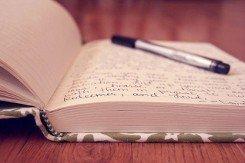 дневник и мысли