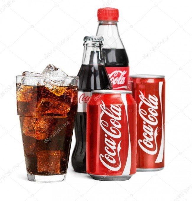 Кока-Кола.