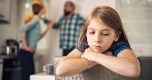 Развод семьи с ребенком