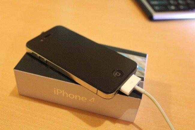 айфон 4 пропал с прилавков