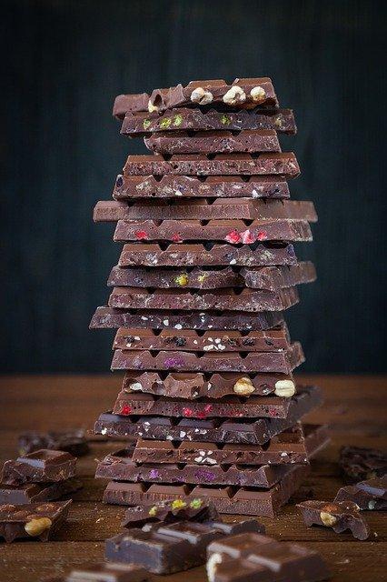 шоколад и переедание
