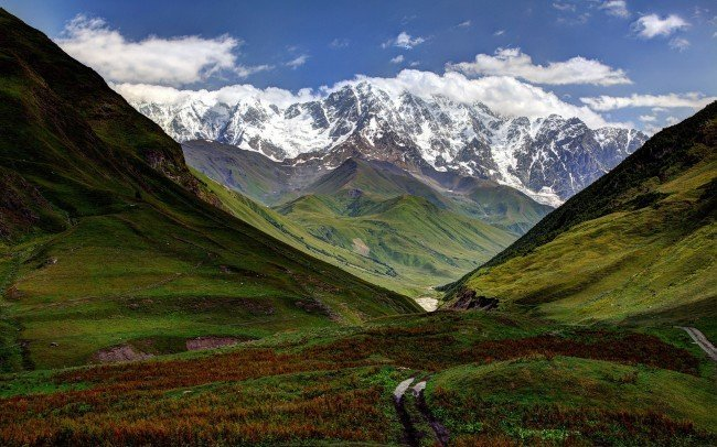 Монголия и ее красоты
