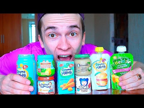 диета и детское питание