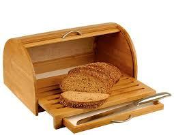 Хлебница и хлеб